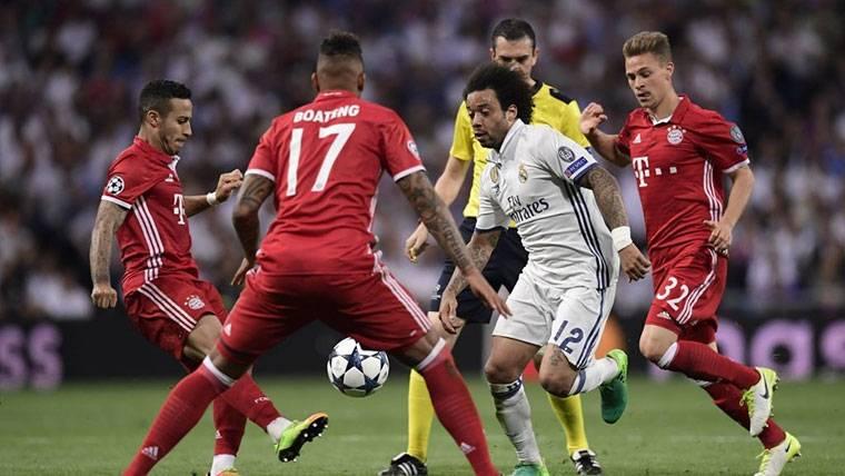 ¿Volverán a beneficiar los árbitros al Real Madrid ante el Bayern Múnich?