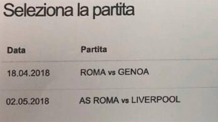 ¡La Roma reveló que jugaría frente al Liverpool horas antes del sorteo de Champions!