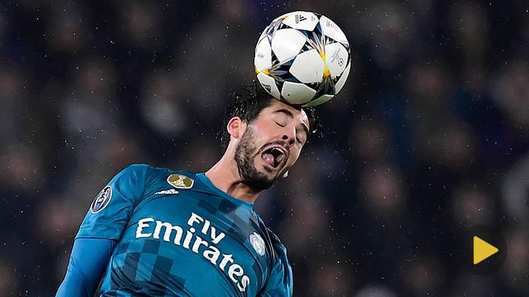 Isco estalla contra Juanma Castaño por sus comentarios sobre Madrid y Barça