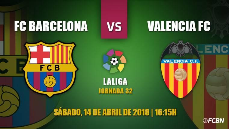 Barça-Valencia: Duelo grande por LaLiga para olvidar una gran decepción