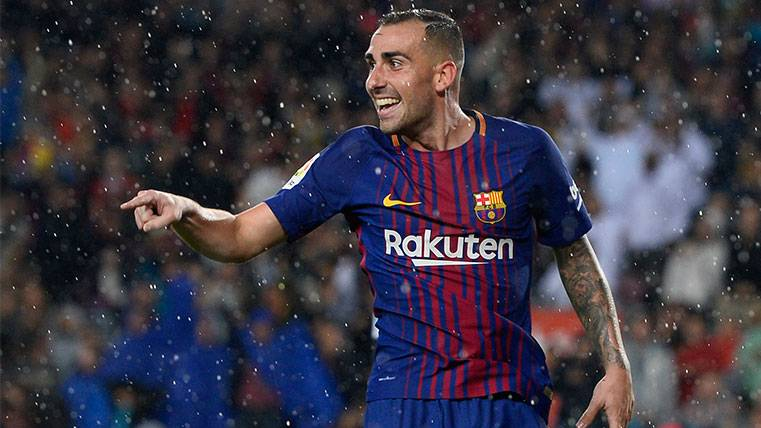 El Barça manejaría varias ofertas importantes por Paco Alcácer