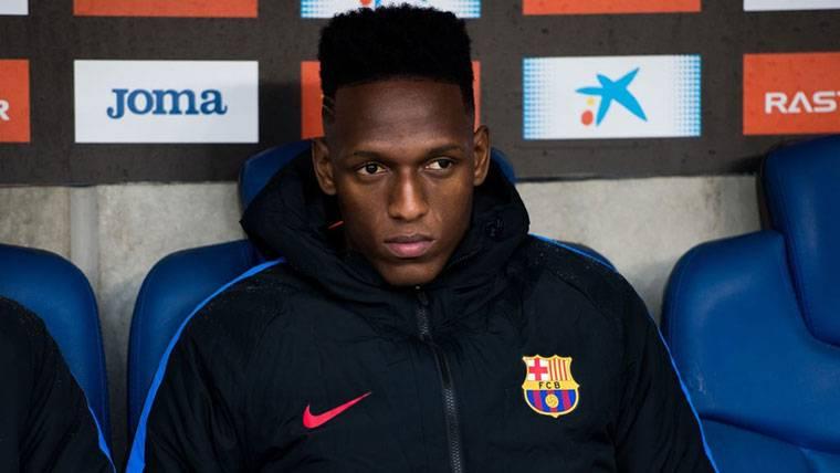 ¿Para qué se hizo el Barcelona con el fichaje de Yerry Mina?