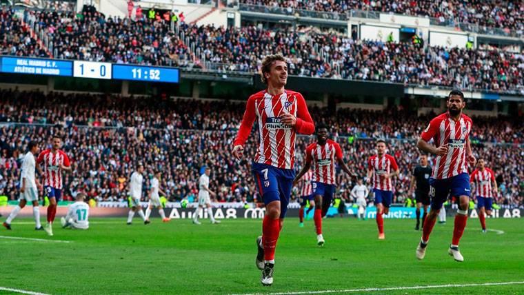 Contraoferta del Atlético para intentar retener a Griezmann