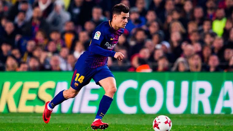 El crecimiento de Philippe Coutinho como jugador del Barça
