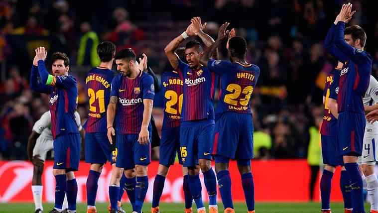 El Barça podría cambiar su estrategia para centrar las temporadas en la Champions