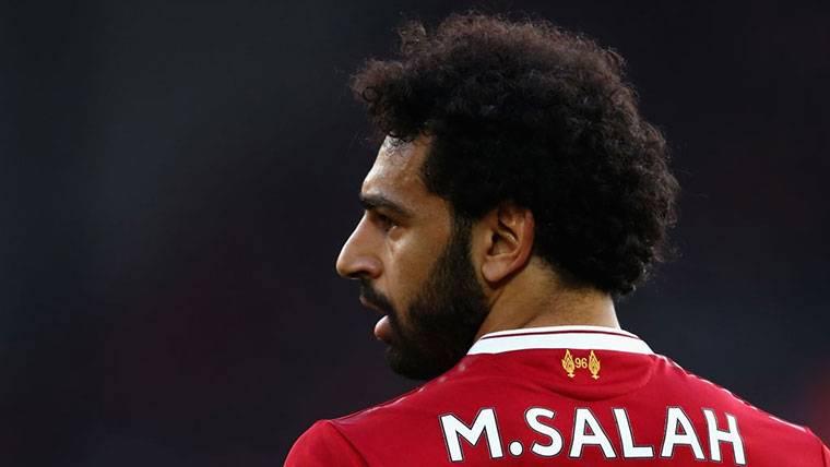 Salah prefiere la Champions a quitarle la Bota de Oro a Messi