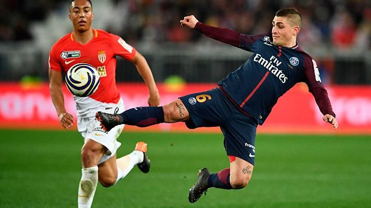 Marco Verratti asegura que marcharse al Barça no era su primera opción