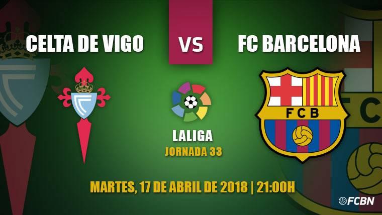 Celta-Barça: A sentenciar LaLiga con un ojo puesto en la Copa
