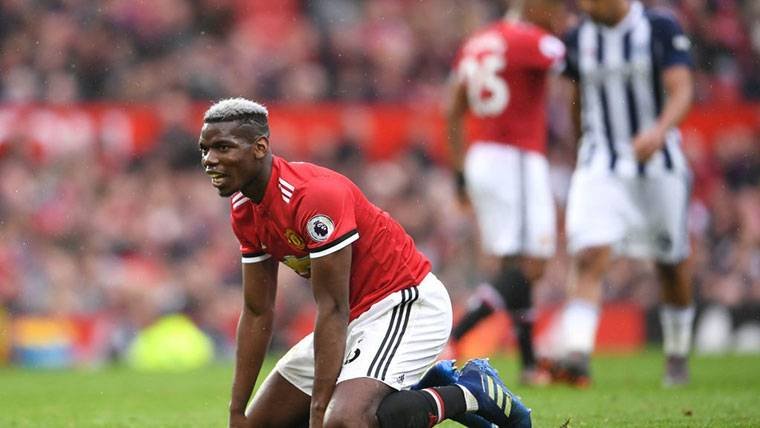 Barcelona y Real Madrid ya saben qué costaría Paul Pogba