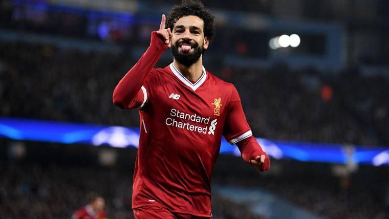 El Real Madrid quiere hacerse con el fichaje de Mo Salah