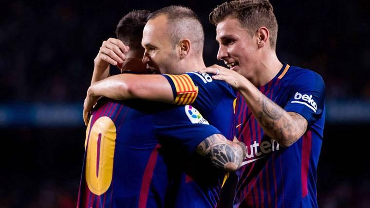 La Juventus puede llevarse a uno de los 'transferibles' del Barça