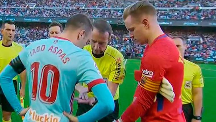 Paradones de capitán de Ter Stegen para 'salvar' al Barça
