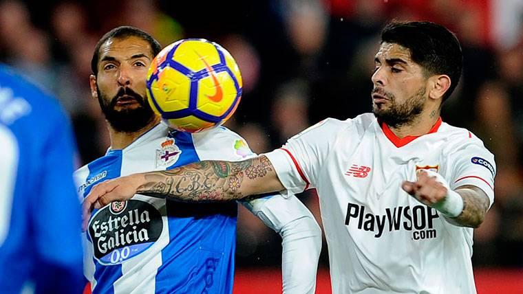 Empate sin goles de un Sevilla que reservó a medio equipo pensando en la Copa