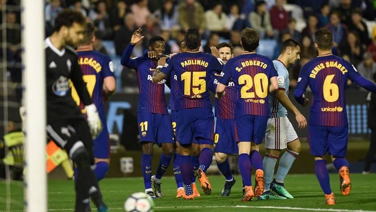 Las cuentas para que el Barça sea campeón de LaLiga