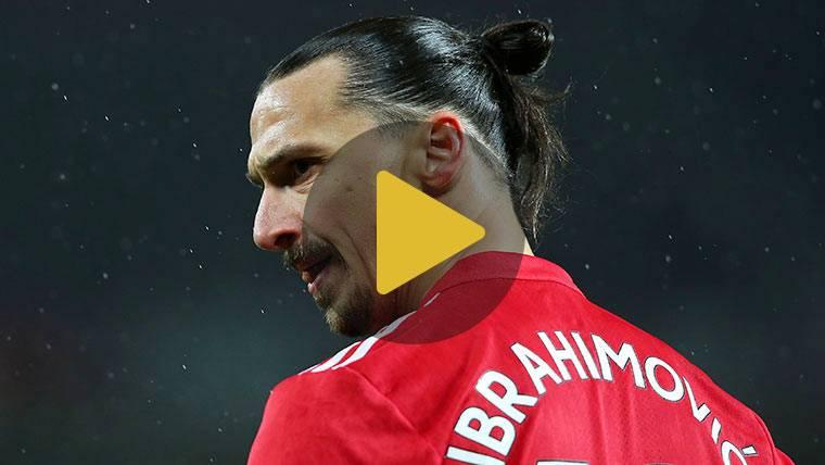 """El Ibrahimovic más crecido: """"Elegí el fútbol, pero en cualquier deporte hubiese triunfado"""""""