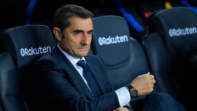 Un jugador del Barça habría acusado a Valverde tras caer en Champions