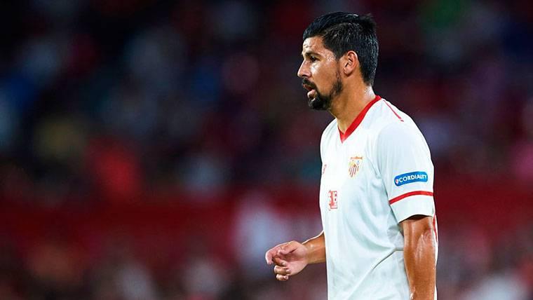 Los jugadores del Sevilla confían en derrotar al Barça en la final de Copa