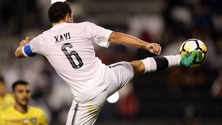 ¡El PSG estaría interesado en fichar a Xavi Hernández para el banquillo!
