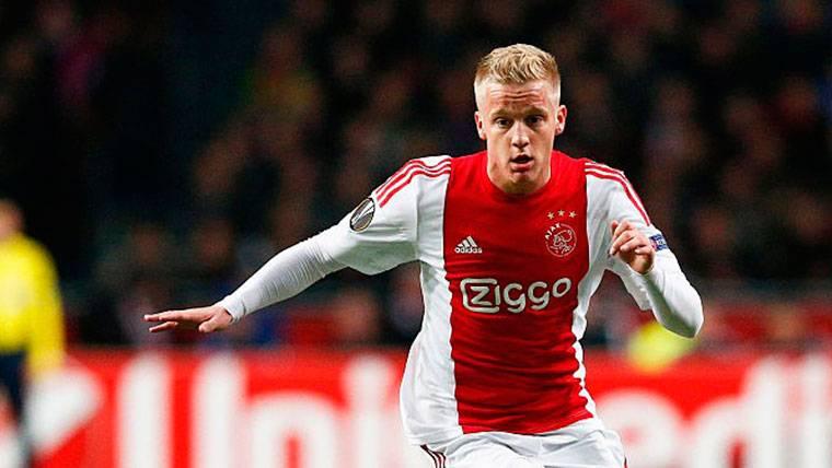 El FC Barcelona se fija en otro de los jóvenes talentos del Ajax