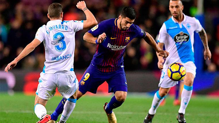 El Barça puede ganar LaLiga contra el Deportivo... O llegar ya campeón