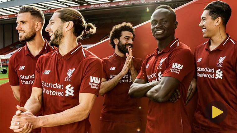 Mensaje del Liverpool al Real Madrid por el fichaje de Salah