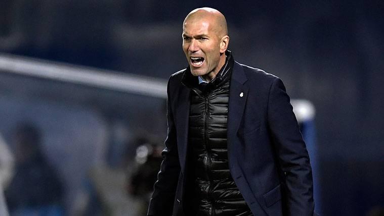 Zinedine Zidane puede ser un obstáculo para los fichajes del Real Madrid