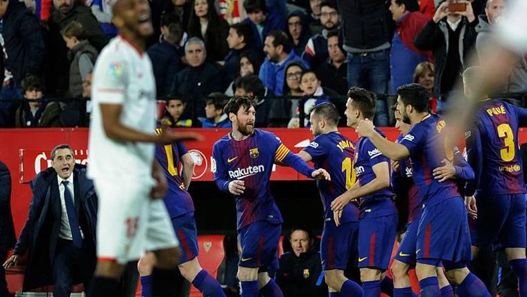 Ironía de Valverde sobre Messi y la final de Copa del Rey
