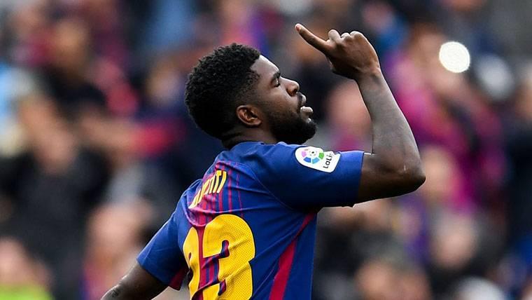 El Barça, manos a la obra con Umtiti tras la Copa del Rey
