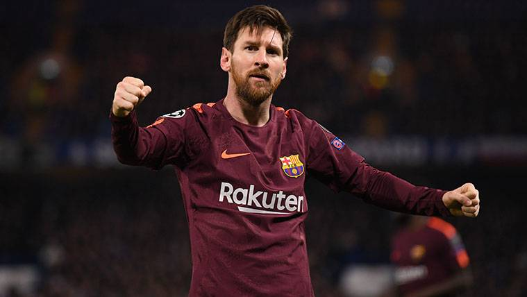 ¡Los goles de Leo Messi provocan terremotos en Barcelona!