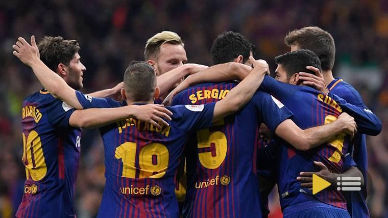 Vídeo resumen: Sevilla 0 FC Barcelona 5 (Final Copa del Rey)
