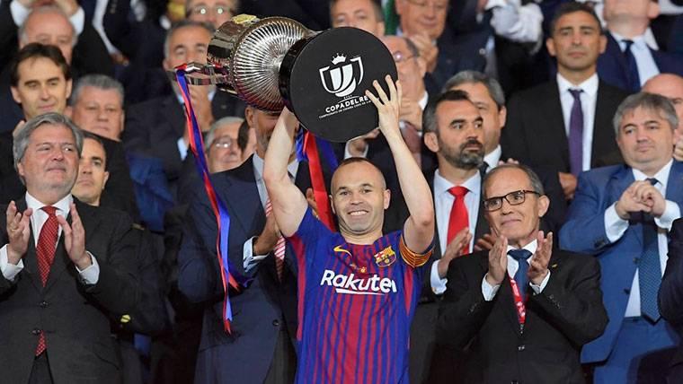 El Barça igualó un registro de la Copa del Rey... ¡103 años después!