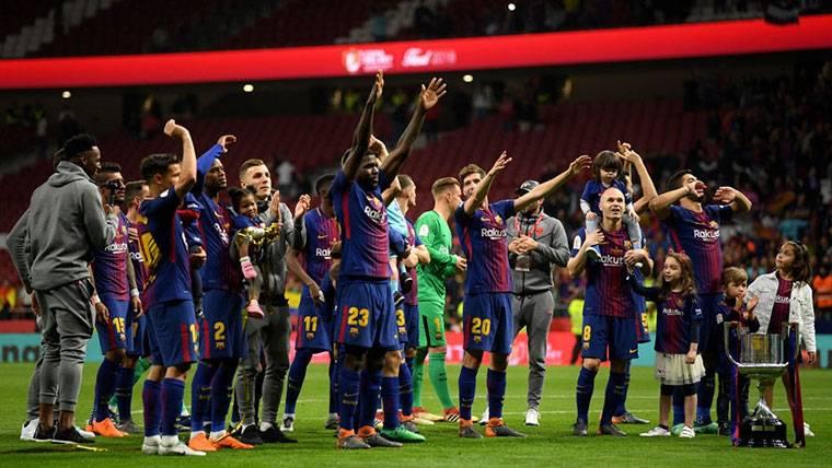 Barcelona y Sevilla, futuros rivales en la Supercopa de España 2018