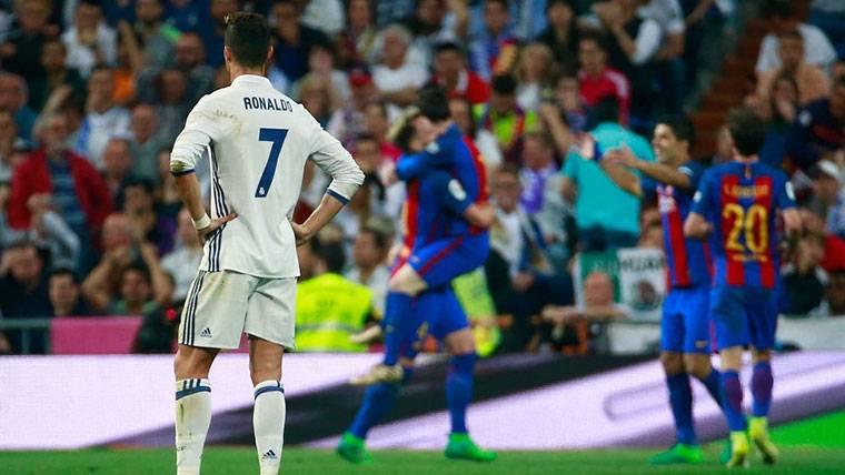 Cristiano, ocho títulos menos que Messi desde que llegó al Madrid