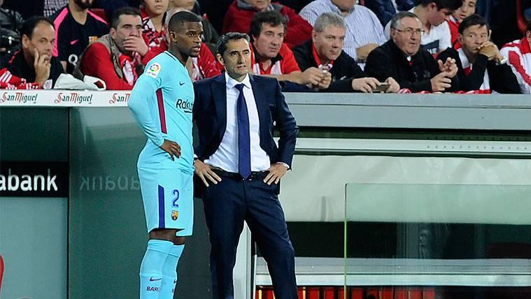 Nélson Semedo quiere volver a brillar en la sentencia de LaLiga del Barça