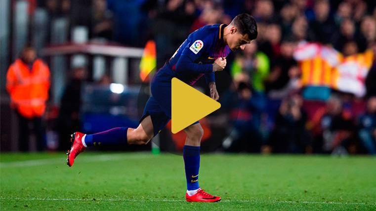 Los regates de Coutinho dejan huella en el Barça: ¡Vaya repaso a Ter Stegen!