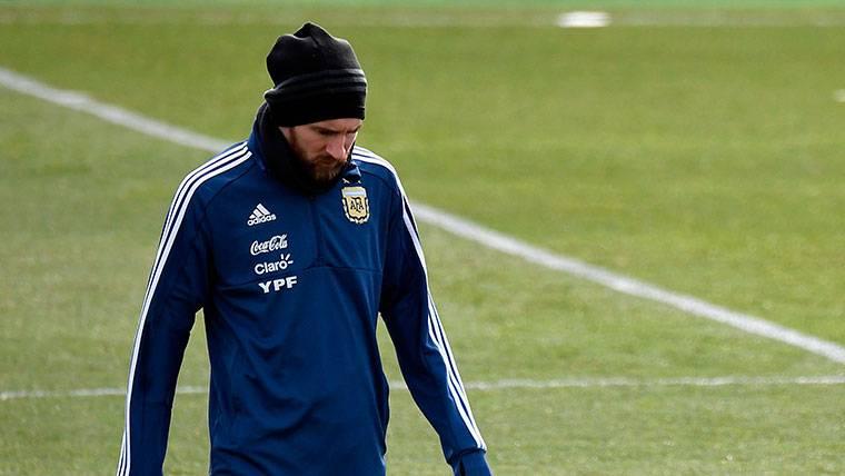 La rajada sobre Leo Messi que se acabó llevando un brutal 'zasca'