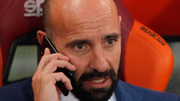 La comparación de Monchi de la eliminatoria del Liverpool con la del Barça