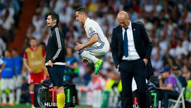 Controversia por la alineación del Real Madrid contra el Bayern