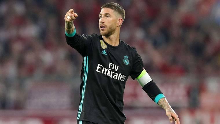 Bonitas palabras de Ramos sobre Iniesta y el Balón de Oro