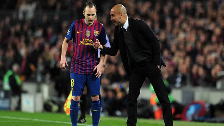La fecha que une las despedidas de Iniesta y Guardiola en el Barça