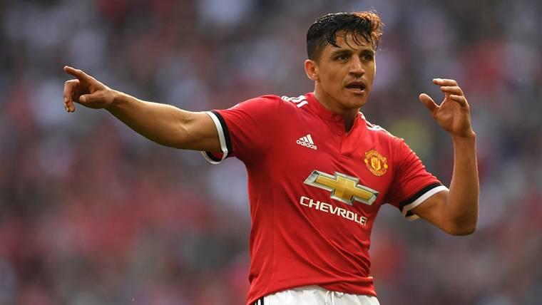 Alexis Sánchez explica por qué no rinde en el Manchester United