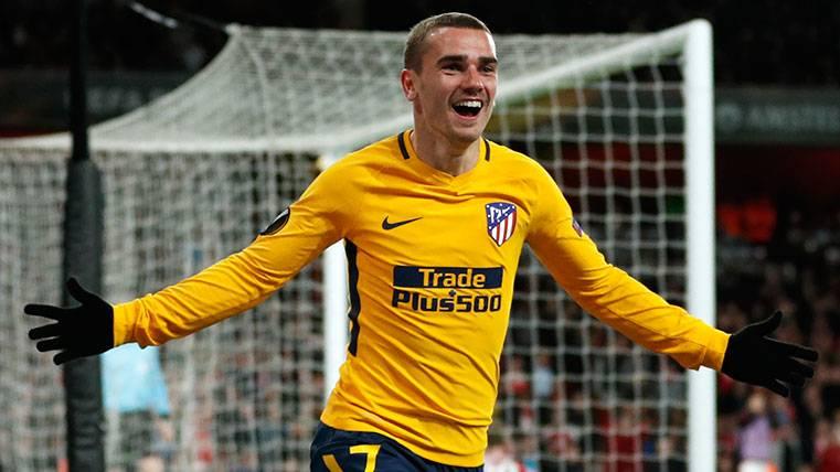 El gol más inesperado de Antoine Griezmann y Jan Oblak salvan al Atlético