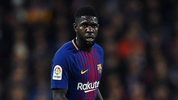 La postura oficial del FC Barcelona sobre el 'caso Umtiti'