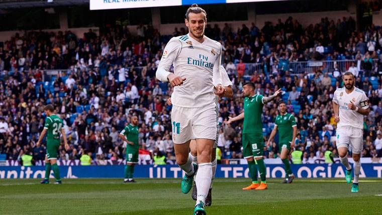 El Real Madrid gana pasando apuros ante el Leganés (2-1)