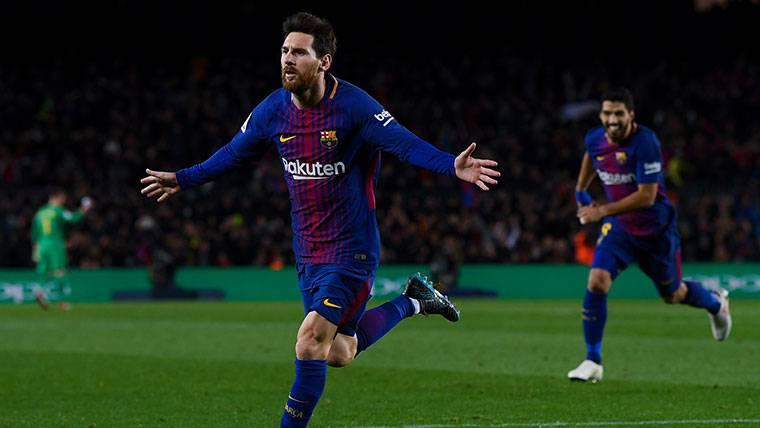 El tremendo elogio de Clarence Seedorf a Lionel Messi
