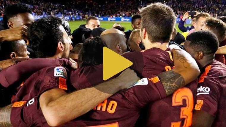 EN DIRECTO: Sigue la rúa de celebración del doblete del FC Barcelona