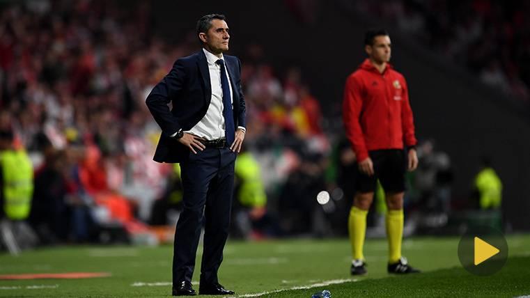 El gesto más humano de Ernesto Valverde tras el Deportivo-Barça