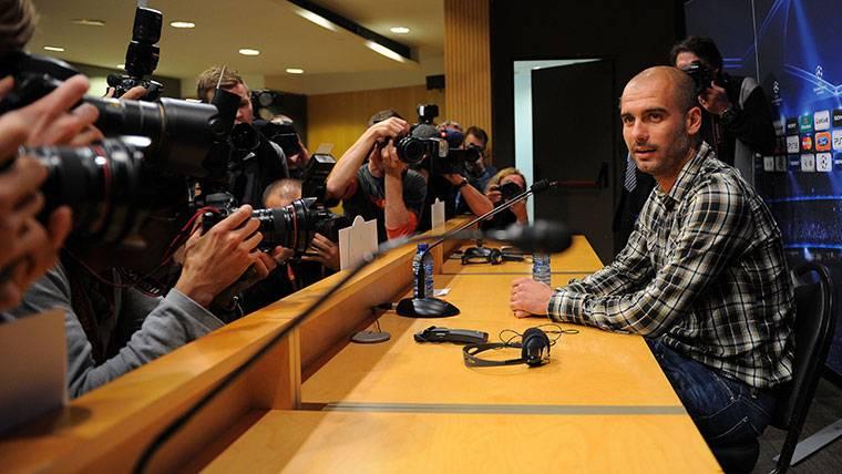 El mensaje de Pep Guardiola al FC Barcelona por el 'doblete'