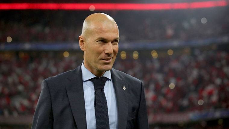Decisiones arriesgadas de Zidane en la alineación ante el Bayern