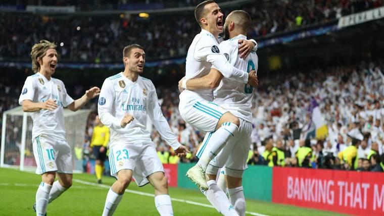 El Real Madrid, a la final de la Champions League con otro 'robo' al Bayern (2-2)